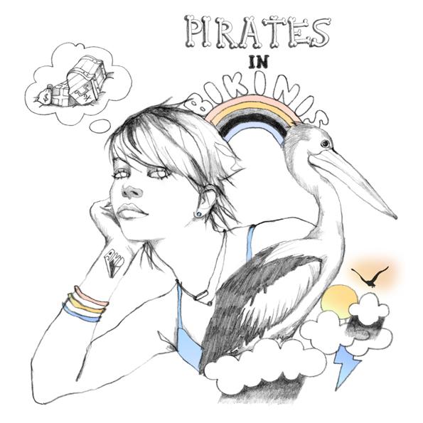 Pirates In Bikinis. From the Teenage Shark series, 2003.