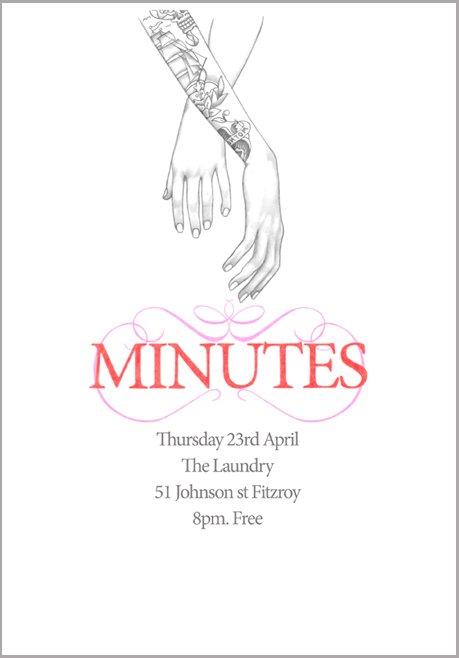 minutes-poster